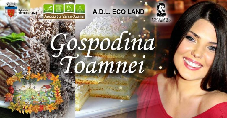Poftiti la Iarmarocul de Toamna din Targu Neamt
