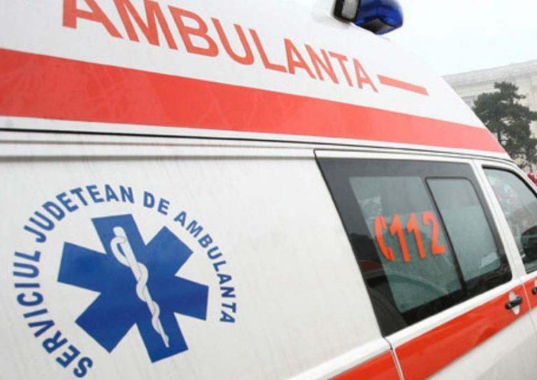 Serviciul de Ambulanță Județean Neamț: Tentativă de suicid la Piatra-Neamț și persoană decedată la Borlești