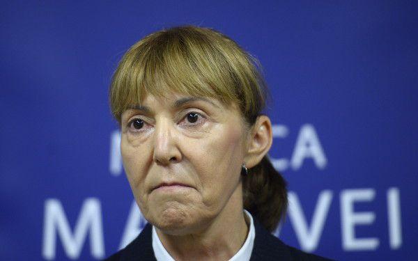 """Liberala Monica Macovei in Parlamentul European :""""Românii este un popor viu"""""""