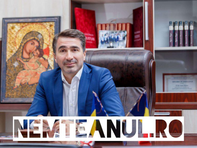 Ionel Arsene: Nu am primit nimic de la Ministerul Sănătăţii pentru Spitalul Judeţean Neamţ
