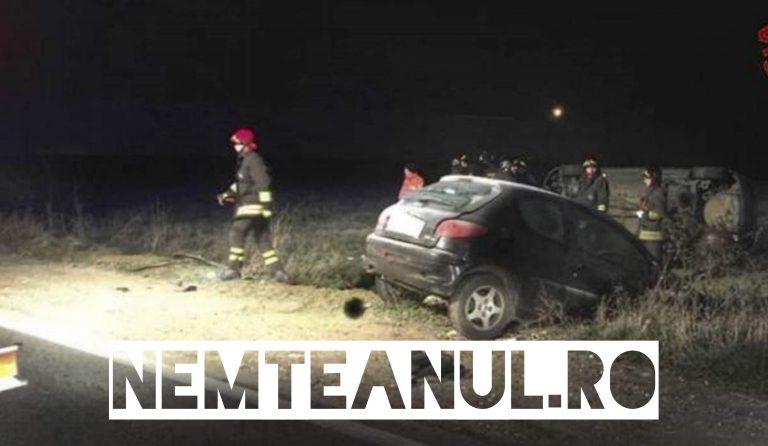 4 tineri italieni au omorât un român de 35 de ani cu mașina, l-au lăsat sub mașină și au plecat acasă.