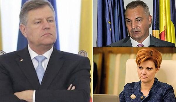 Klaus Iohanis : Mircea Drăghici și Lia Olguța Vasilescu trebuie să demonstreze că sunt români .
