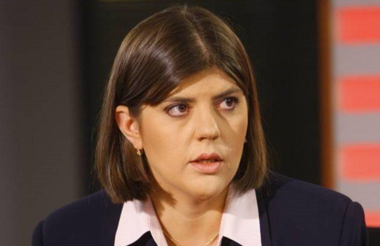 """Laura Codruța Koveși este citată la Parchet în calitate de """"suspect"""""""
