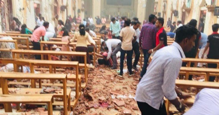 Paște însângerat la Sri Lanka – cel mai sângeros atentat împotriva  creștinilor din această țară