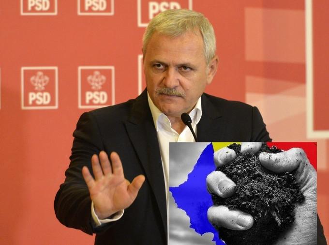 Liviu Dragnea: Vreau să limităm accesul străinilor la a cumpăra pâmânt din România.