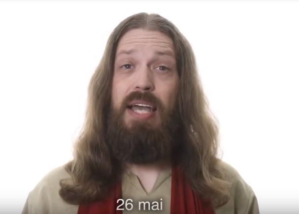 Blasfemie! Figura sfântă a mântuitorului Iisus Hristos folosită pentru a spune m**e PSD…