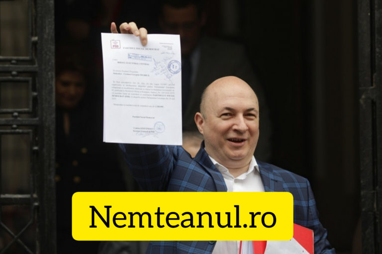Codrin Ștefănescu, listă de ULTIMĂ ORĂ cu prezidențiabilii PSD: 'Nu mi se pare normal'