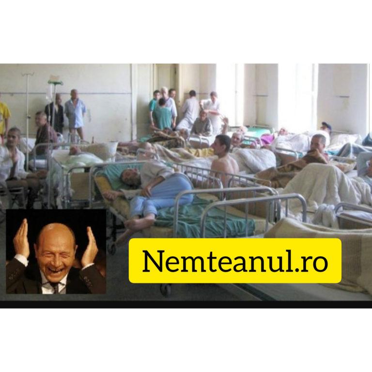 Cine a închis spitalele din România? UE și FMI pe mâna PNL, PDL, UDMR, recte Nicolăescu, Băsescu, Attila. Marţi, 11 mai 2010