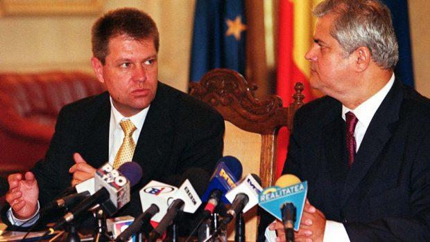 ADRIAN NĂSTASE: Despre ipocrizie, Cazul Iohannis!