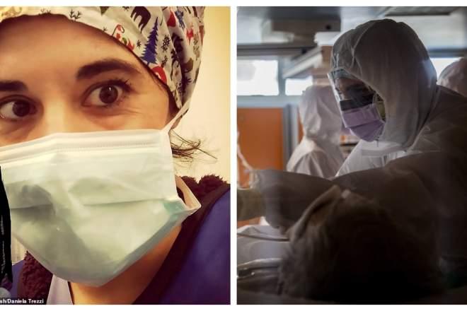 O asistentă medicală din Italia s-a sinucis, la vârsta de 34 de ani, după ce a aflat că s-a infectat cu noul coronavirus.