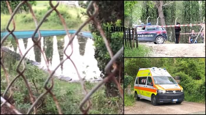 Tragedie la Foligno, fetița unei românce, găsită moartă într-o piscină, la 2 kilometri de casă