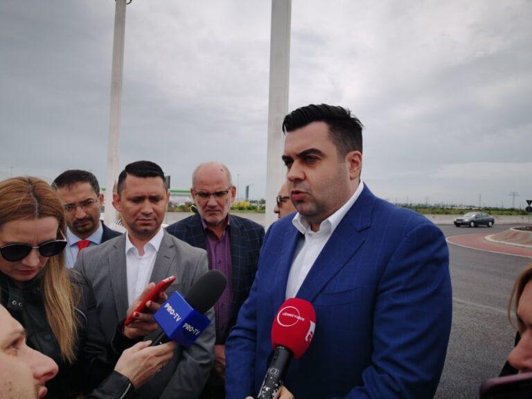 """Deputatul Razvan Cuc: """"Piatra-Neamț are nevoie de dezvoltare ca de aer! Are nevoie de proiecte și de bani."""