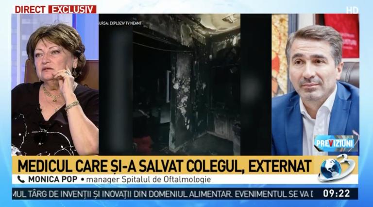"""IONEL ARSENE : """"Vina mea este că nu m-am legat cu lanțuri de gardurile Guvernului să îi determin să deschidă spitalul modular COVID de la Iași"""""""